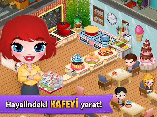 Cafeland - Star World