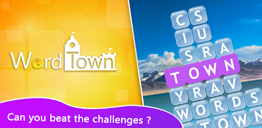 Word Town Search Find Crush In Crossword Games Apps On Google Play
