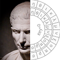 Caesar cipher - Encryption / automatic decryption icon