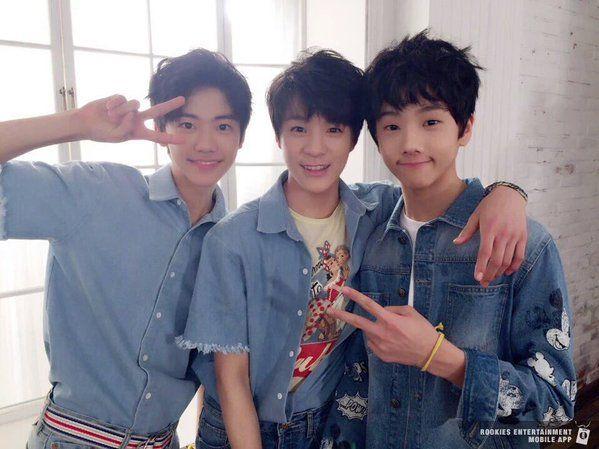 NCT Dream Jaemin, Jeno, Jisung