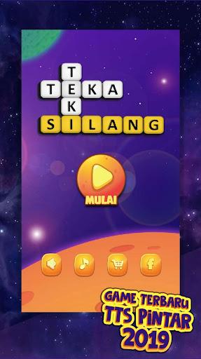 Teka Teki Silang, TTS  Pintar 2019 Terbaru Offline 1.17 APK MOD screenshots 1