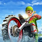 Trials Frontier 7.6.0 (Mod Money)