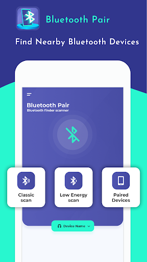 Bluetooth Pair : Bluetooth Finder & Scanner ss1