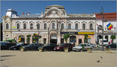 Photo: Turda - Piata Republicii, Nr.15 - fostul Palat al Postelor si Finantelor - monument istoric  - 2018.05.05