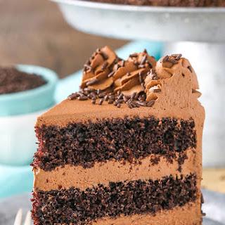 Chocolate Chocolate Mousse Cake Recipes.