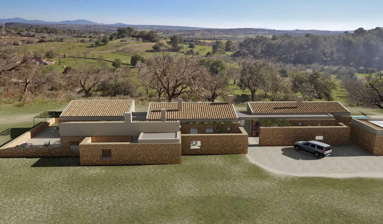 Maison avec piscine et terrasse Sineu