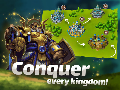 Million Lords: Kingdom Conquest - Strategy War MMO android2mod screenshots 9