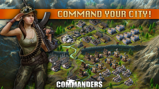 Commanders screenshot 3