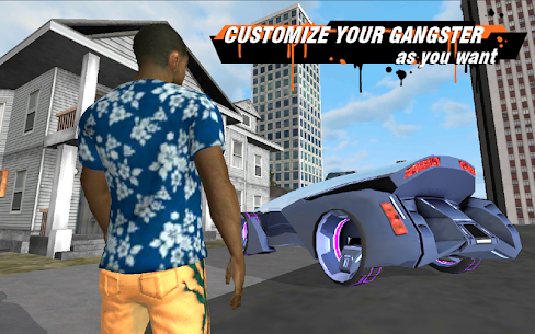 Real Gangster Crime MOD (Unlimited Money) 4