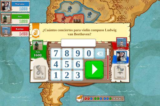 Triviador Argentina screenshot 2