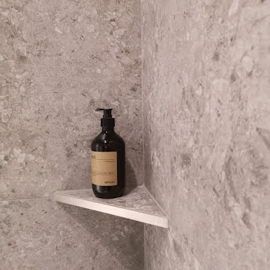 Duschhylla Tile In Brushed