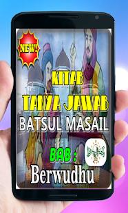Kitab Tanya Jawab Seputar Bab Wudhu - náhled