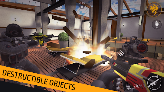 Battle Forces – FPS, online game Apk Download For Android and Iphone Mod Apk 3