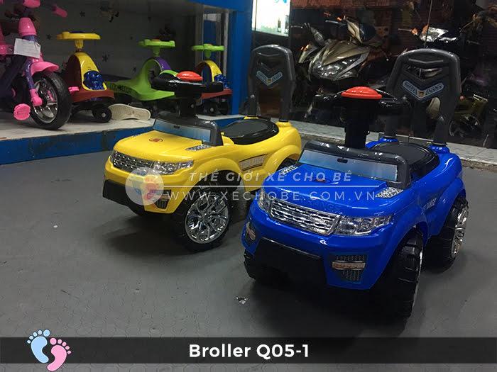 Xe chòi chân ô tô Broller Q05-1 3