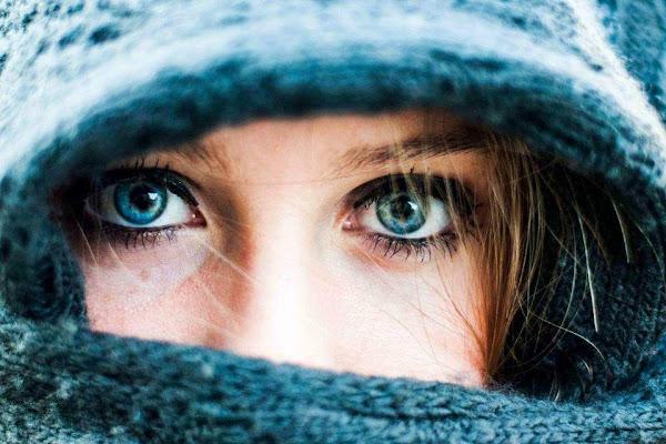 Eyes blue di Ilaria_tuccio_photo