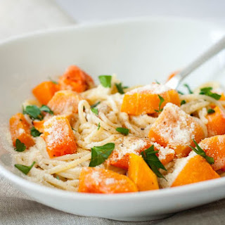 Pasta with Squash and Brown Butter