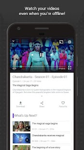 Voot TV Shows Movies Cartoons Screenshot