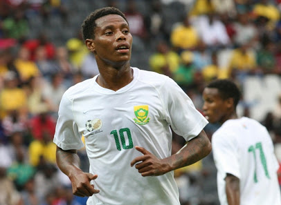 Gathering information: Bongani Zungu in action. Picture: SOWETAN