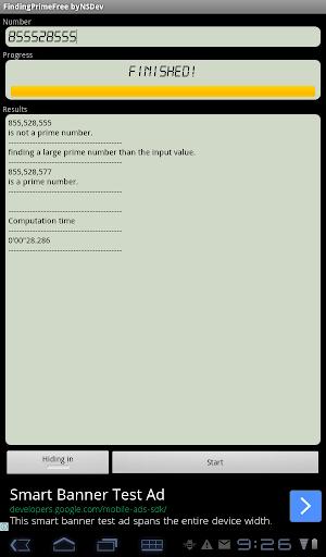FindingPrimeFree byNSDev 1.0.1 Windows u7528 9