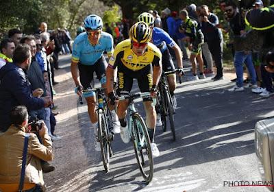 Giro-favorieten keken mekaar al wel eens in de ogen: Roglic en Lopez mogen blaken van vertrouwen
