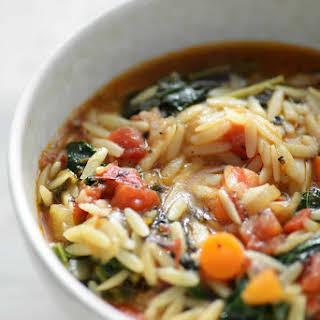 Tuscan Kale Soup.