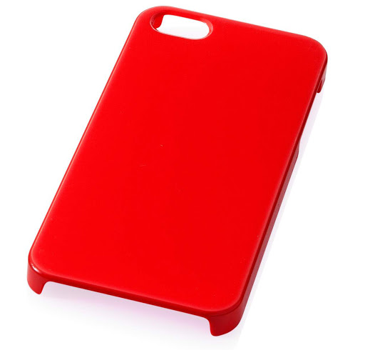 Promotional Printed iPhone 5 Case Blue
