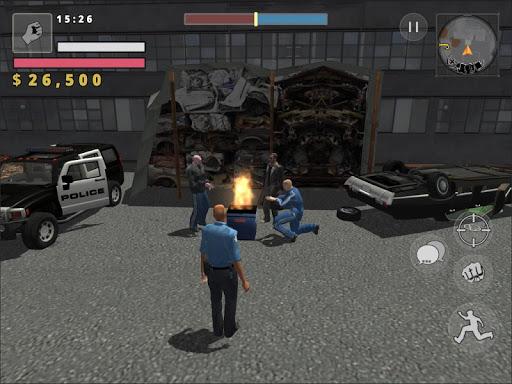 Police Cop Simulator. Gang War 2.3.3 screenshots 20