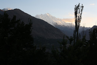 Photo: Rakaposhi