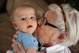 Photo: Henry and Great Granny