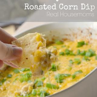 Cheesy Bacon & Roasted Corn Dip