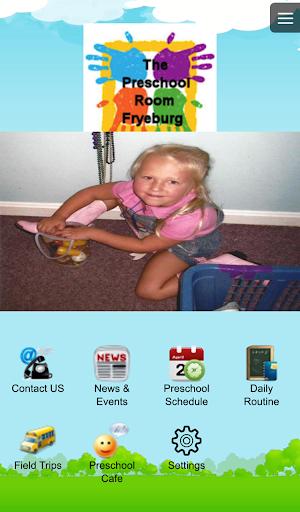 The Preschool Room