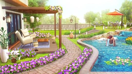 Home Design : My Dream Garden MOD (Diamonds/Coins) 1