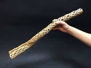Photo: No.49-スケルトンウッド(スケルトンカクタス) 枝もの~くねり系 最長高58cm×最大幅10cm ¥4,380- フラワーショップ江口