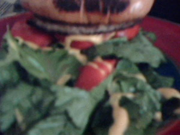 Tammi's Double Turkey Burger Club Recipe