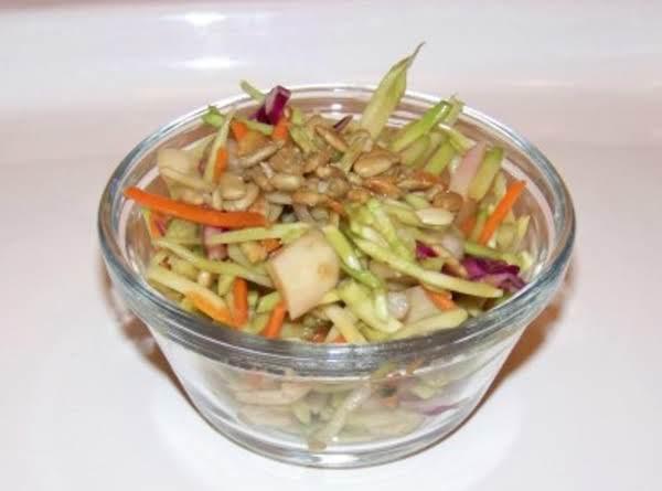 Lisa's Broccoli Slaw Mix Crunchy Salad