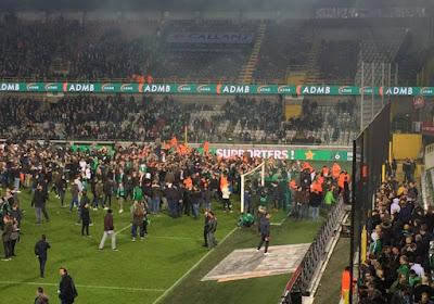 Le Club de Bruges doit intervenir après le titre du Cercle.