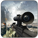 Modern Military Sniper Shooter Icon