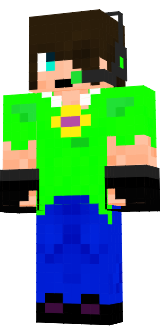 This is the skin of me, and my IGN is CtrlAldDel