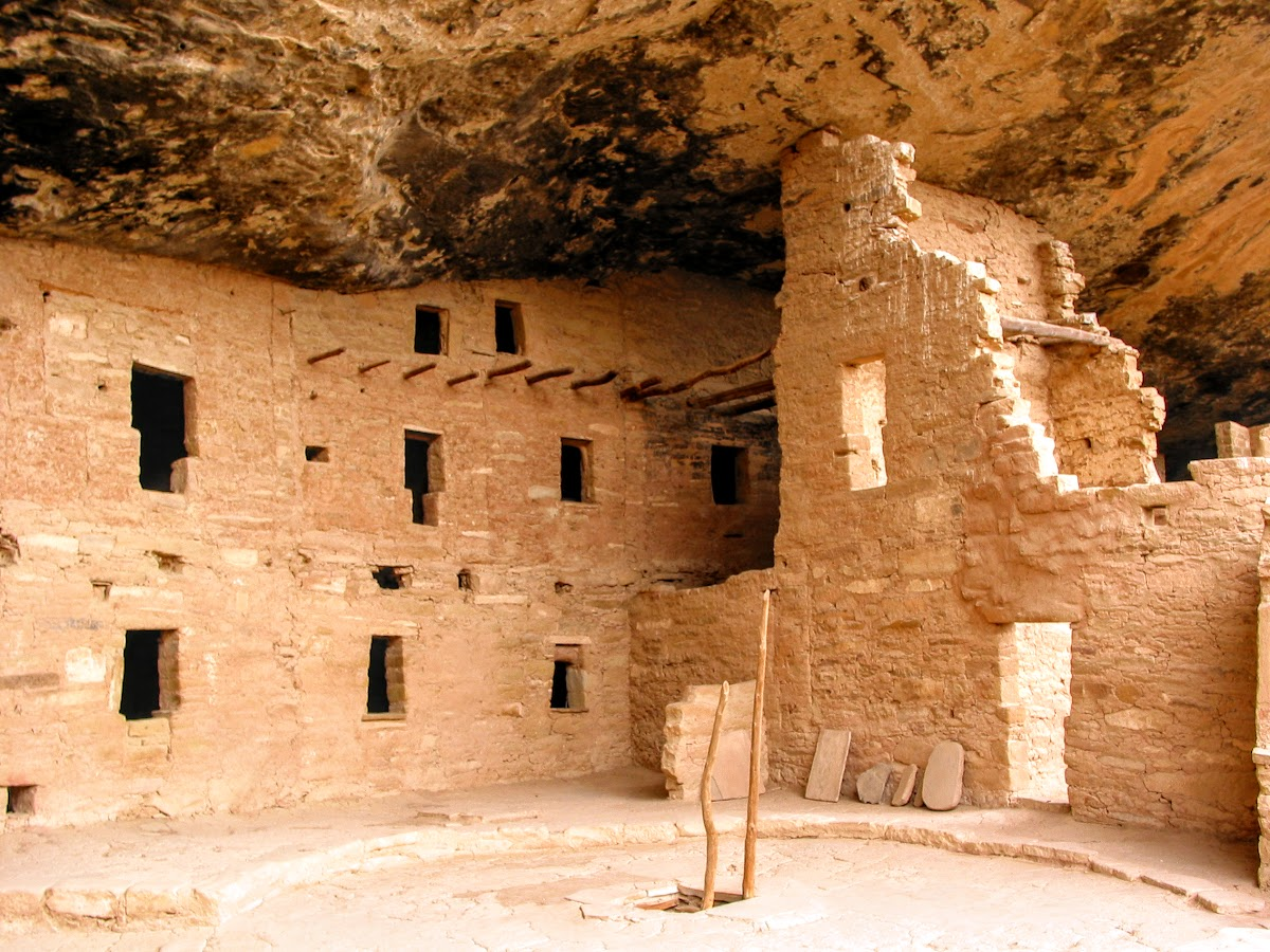 Storied-House, Cliff Palace