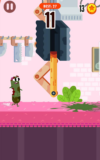 Run Sausage Run! screenshot 12