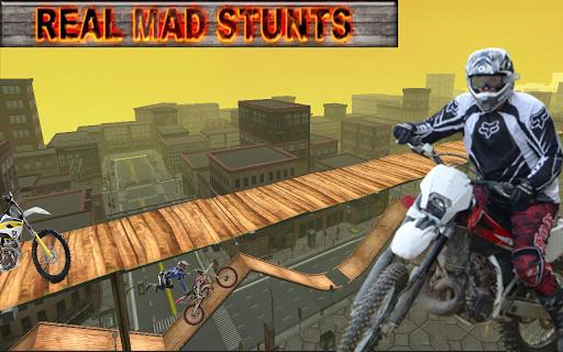 Real Bike Stunts Trial Bike Racing 3D game apkmr screenshots 2