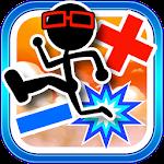 Calc Dash Free Temple Run Game Icon