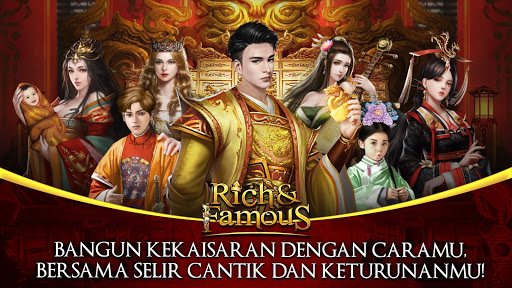 Kaisar Langit - Rich and Famous modavailable screenshots 8