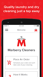 Marberry Cleaners- screenshot thumbnail