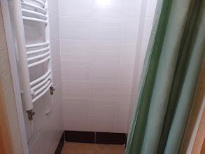 Photo: Prysznic. Osobno jest WC