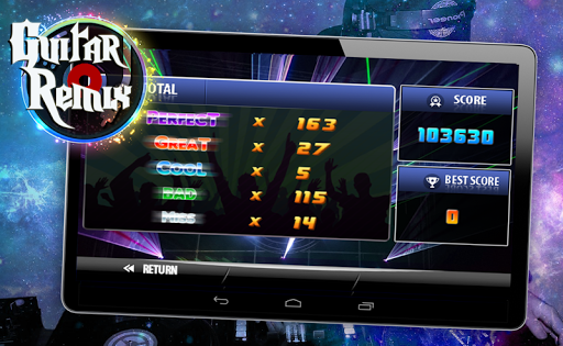 Guitar Hero DJ Remix ud83cudfb8 1.0 Screenshots 3