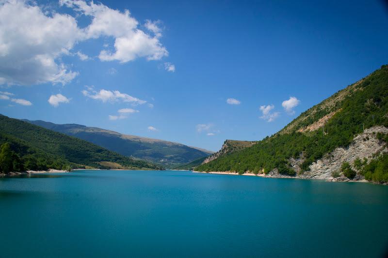 e il cielo è sempre più blu... ma anche l'acqua!  di Didi - Diana Gabrielli