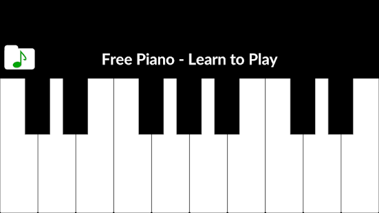 Free Piano Learn To Play Piano Apps On Google Play