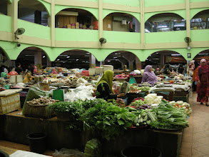 Photo: Siti Khadijah Market situated at heart of Kota Bharu
