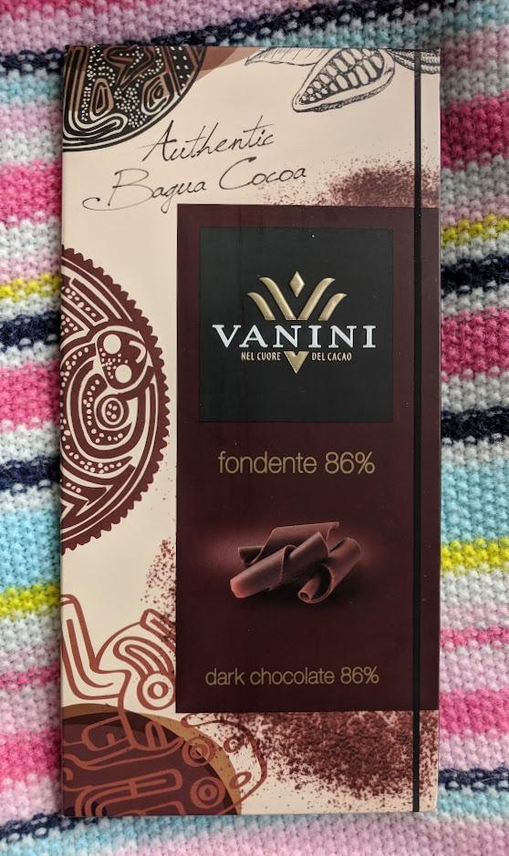 86% vanini bar
